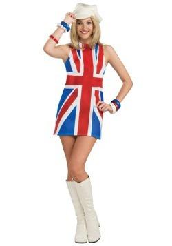 Sexy British Invasion Costume