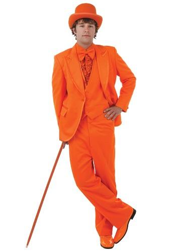 Deluxe Orange Tuxedo