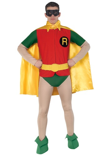 Authentic Classic Robin Costume