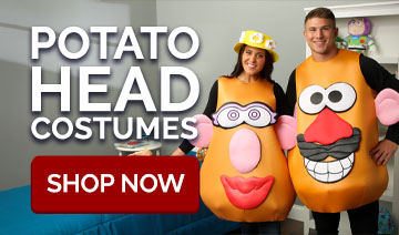 Hasbro Potato Head Costumes